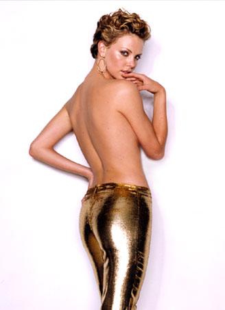 Charlize Theron - protagonista al Festival di venezia