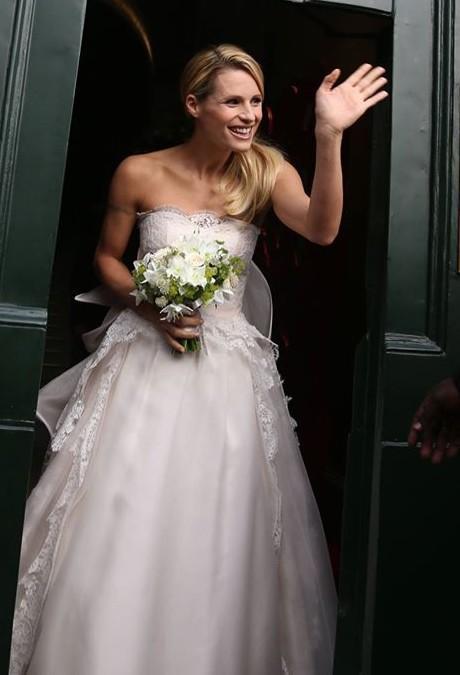 Michelle-Hunziker-sposa-abito-01-vestito-da-sposa – Diario.Biz
